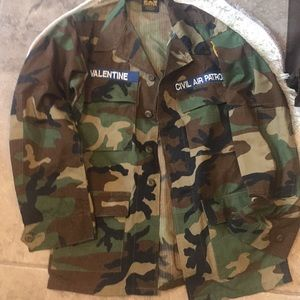 Authentic United States Airforce issued Jacket